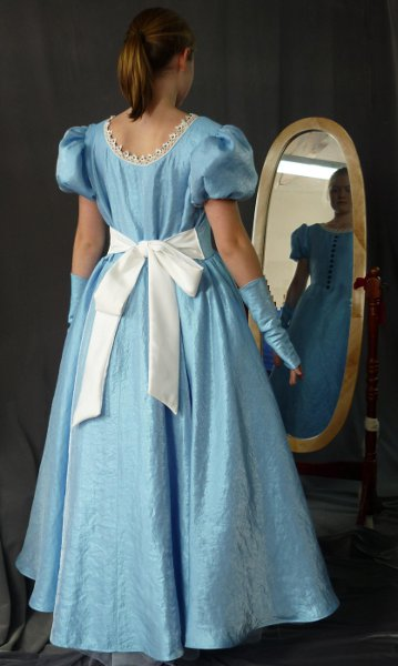 Alice in Wonderland Blue Dress - Cloak &amp Dagger