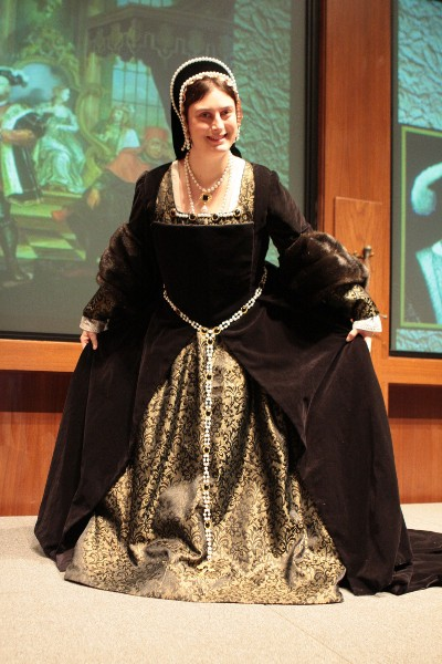Proper Henrician Lady (Tudor) period gown