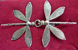 Dragonfly Double - Silvertone