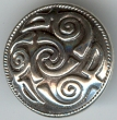Celtic Design button