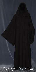 Robe:R373, Robe Style:Anakin Episode II Robe or Qui-Gon robe, Robe Color:linen  weave brown, Fiber:Polyester Linen Look, Sleeve:38&quot;, Chest:up to 74&quot;, Length:63&quot;, Height:Up to 6&#039;2&quot;, Note:Lightweight and easy care<br>mixed brown Jedi style robe ,<br>A great piece of spring outerwear.<br>Made with a breathable polyester<br>linen texture with a hidden clasp<br>makes a great accessory for everyday wear,<br> LARP or Renaissance Fair.<br>The Robe is machine washable.