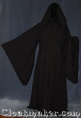 Robe:R377, Robe Style:Anakin Episode II Robe<br>or Qui-Gon robe, Robe Color:linen  weave brown, Fiber:Polyester Linen Look, Neck:23&quot;, Sleeve:37&quot;, Chest:up to 56&quot;, Length:64&quot;, Height:Up to 6&#039;3&quot;, Note:Lightweight and easy care<br>mixed brown Jedi style robe ,<br>A great piece of spring outerwear.<br>Made with a breathable polyester<br>linen texture with a hidden<br>clasp and drop sleeves, <br>makes a great accessory for<br>everyday wear, LARP or<br>Renaissance Fair.<br>The Robe is machine washable!.