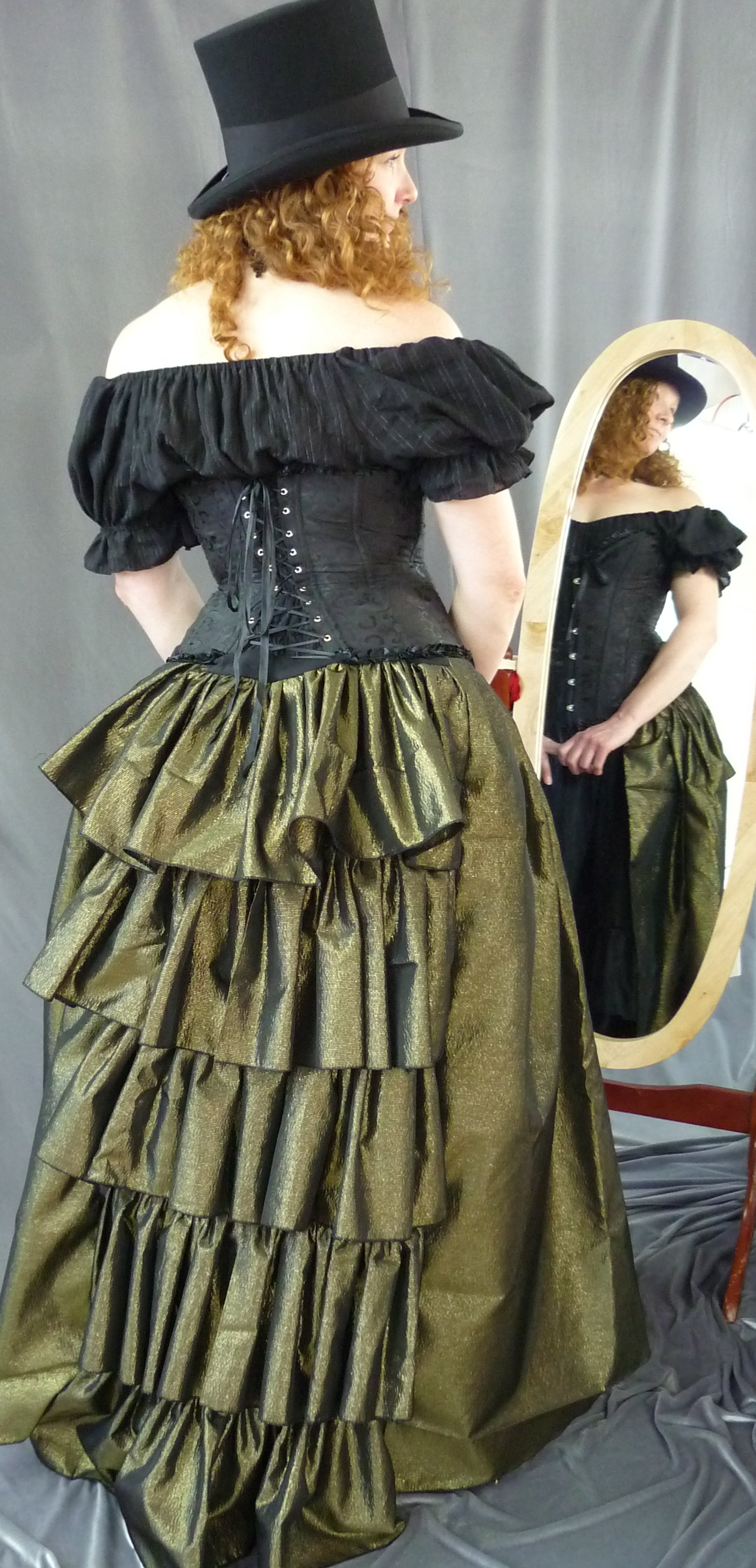 Steampunk Clothing & Hats from Cloak & Dagger Creations