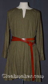 brown/red green Tunic