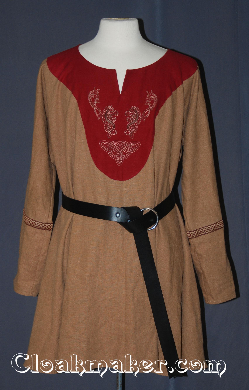 Jerkins, Tunics and Vests Medieval/Poet/Renaissance